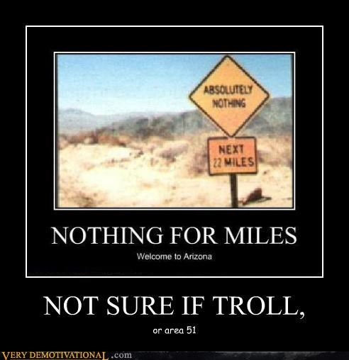area 51 hilarious street sign troll - 5012377856