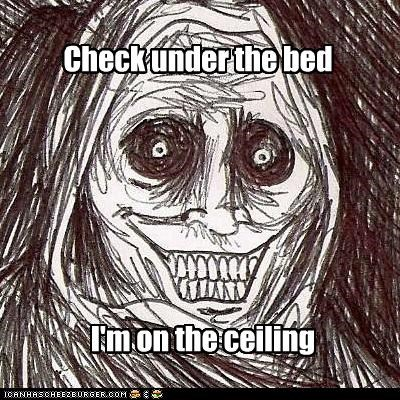 bed ceiling checks remember me The Shadowlurker video games wallmaster zelda - 5012527360