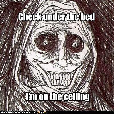 bed ceiling checks remember me The Shadowlurker video games wallmaster zelda - 5012527360