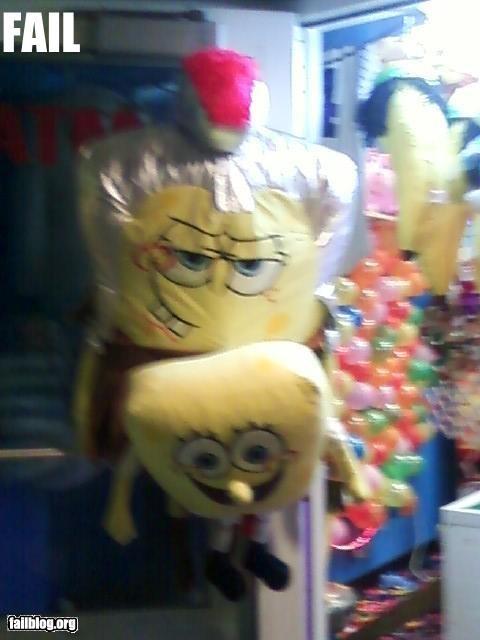 failboat innuendo SpongeBob SquarePants Things That Are Doing It toys - 5012580096