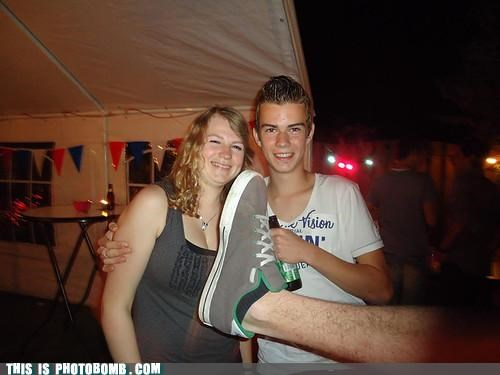 foot Jägerbombed leg Party shoe - 5012641536