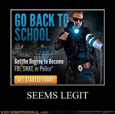 Ad FBI hilarious police school swat - 5012797184