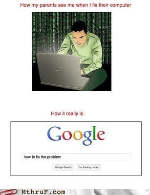 computer google it parents repair - 5012876544