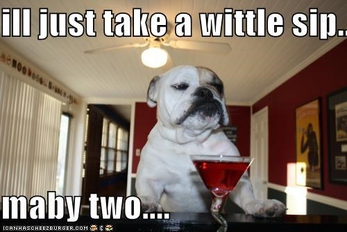 alcohol bar booze bulldog drink drinking liquor stiff drink - 5012990720