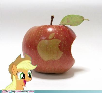 Applejack +1: Yo Dawg...