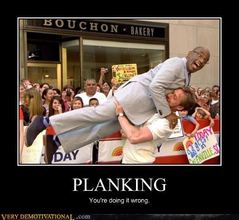 hilarious jump Planking wrong wtf - 5013598720