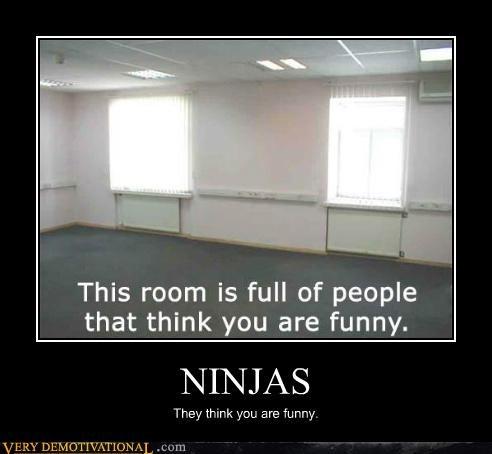 funny hilarious humor ninjas - 5014069504