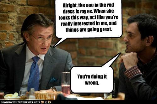 actor celeb funny Sean Penn ty burrell - 5014526720