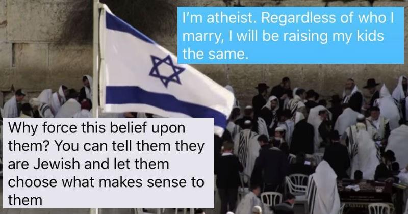 religion text aunt jewish texting dating - 5014533