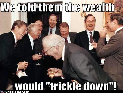 Hall of Fame political pictures Ronald Reagan trickle-down economics - 5014735872