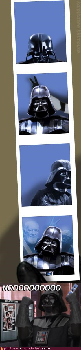 darth vader ghosts pictures wtf - 5015380992