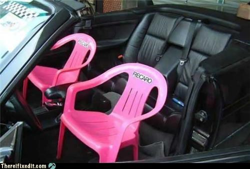 cars chairs dual use safety first wtf - 5015556352
