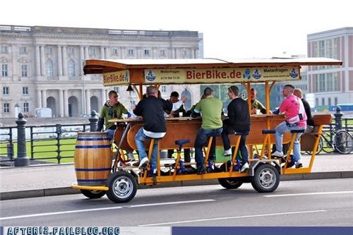 beer bike mobile on the go - 5015582208