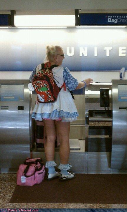 airport dress hello kitty - 5015695360