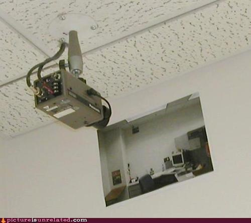 Office security camera wtf - 5015726336