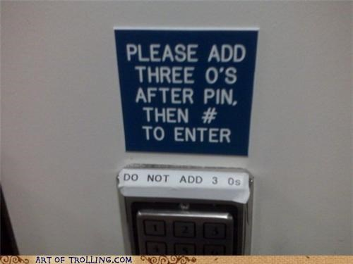 do do not IRL pin which is it