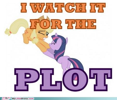 applejack brony plot twilight sparkle - 5017051136