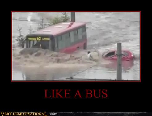 bus flood Pure Awesome water - 5017122560