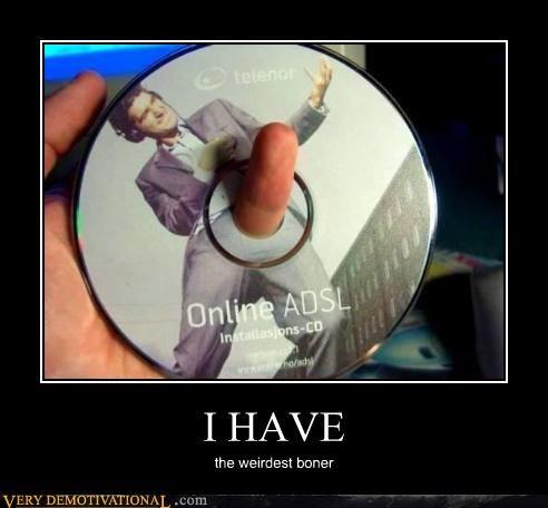 boner CD hilarious telenor weird - 5017273856