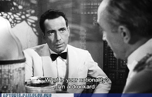 bar drunk humphrey bogart