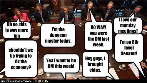barack obama dungeons and dragons Nancy Pelosi political pictures