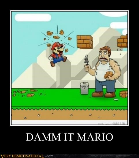 art,bricks,hilarious,mario,mason,video games