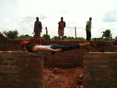 eliza dushku,LOL White People,Planking,uganda