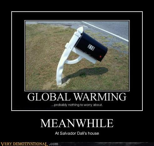 hilarious mailbox Meanwhile melting salvador Dali - 5020060928
