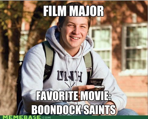 film major idiot Memes uber frosh wtf - 5020065792