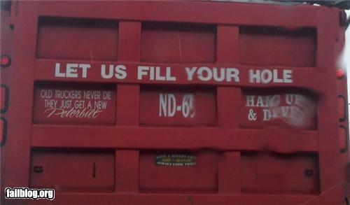 classic failboat innuendo Professional At Work slogan - 5020208384