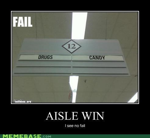 aisle candy drugs grocery hilarious win - 5020282880
