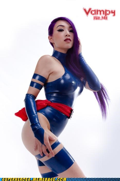 awesome costume psylocke Super Costume - 5020589312