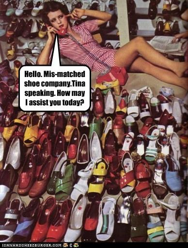 assistance customer service historic lols mis-matched phones shoes - 5020696576