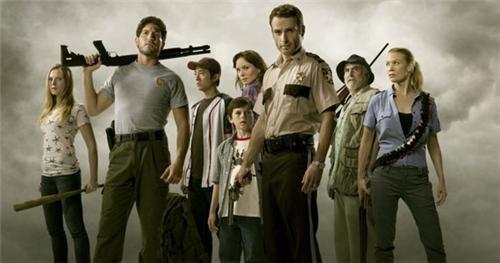 frank darabont glen mazzara showrunner The Walking Dead tv shows - 5020788736