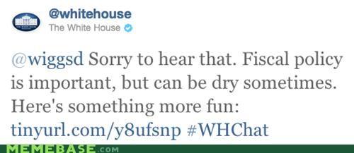 america best of week government IRL Memes rickroll twitter White house - 5021156096