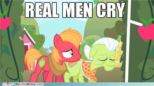 Big Macintosh cry granny smith men - 5021491200