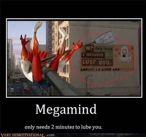 hilarious,lube,mega mind,Movie,superheroes,wtf