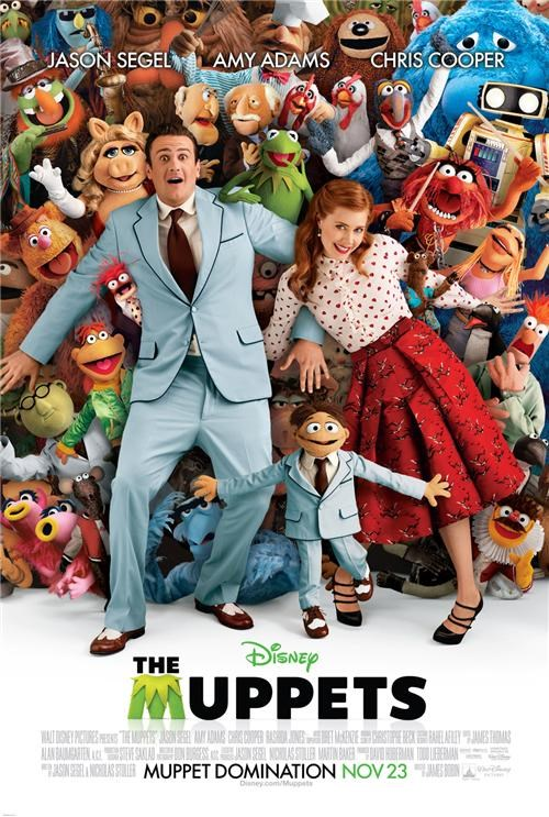 movie poster the muppets - 5021747712