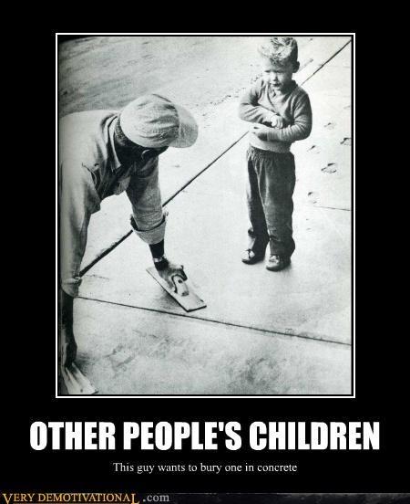 cement children concrete hilarious - 5021861376