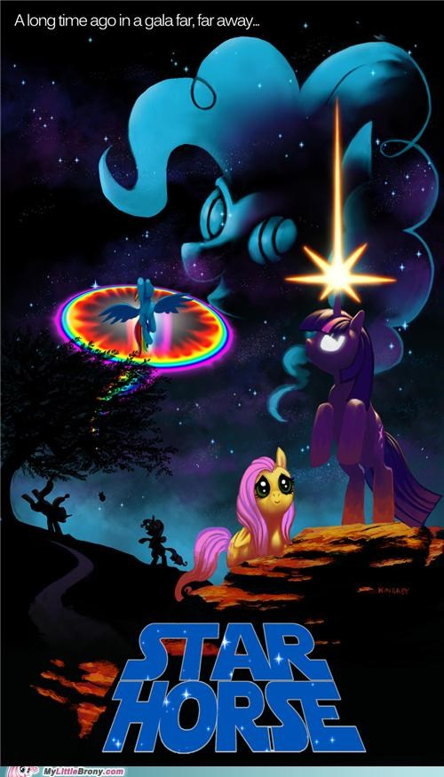 cross over galaxy star wars twilight sparkle - 5021956096
