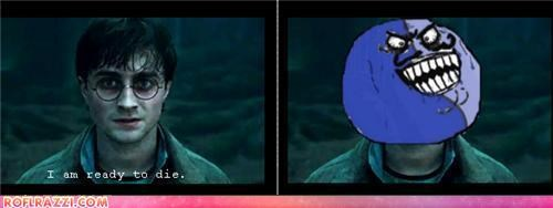 actor celeb Daniel Radcliffe funny Harry Potter meme sci fi - 5022070784