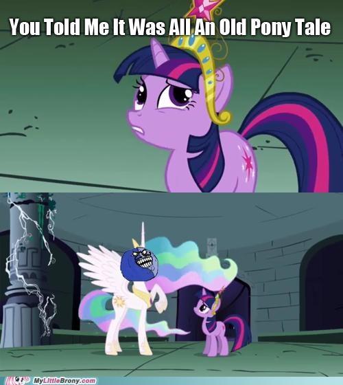 legend myth tale trollestia twilight sparkle - 5022623488