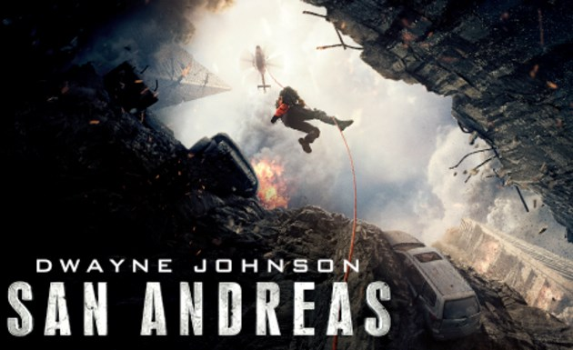 meteor Dwayne Johnson movies volcano Armageddon san andreas natural disaster - 502277