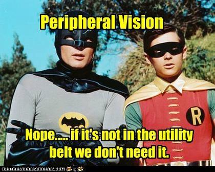 batman peripheral vision robin Super-Lols utility belt - 5023024896