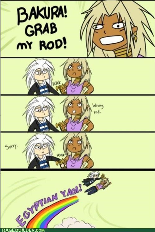adventure bakura oops rod wrong yaoi - 5023053312
