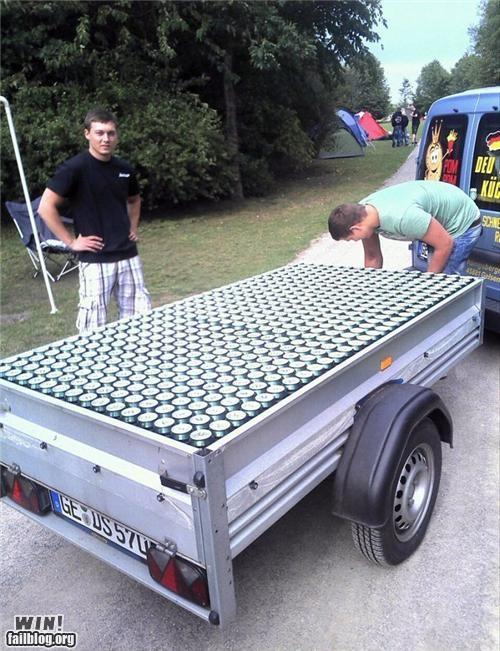 beer prepared trailers - 5023350528