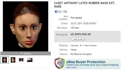 Casey Anthony Money Well Spent RIP Society - 5023475968