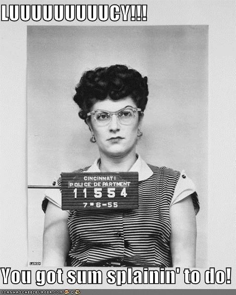 criminal funny lady Photo woman - 5023741952