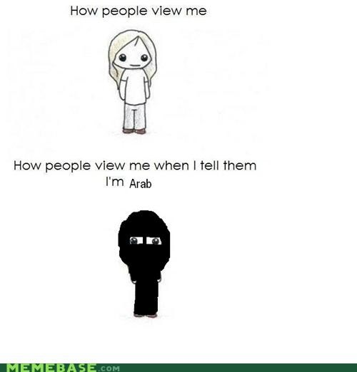 arab,black,bomb,girl,How People View Me