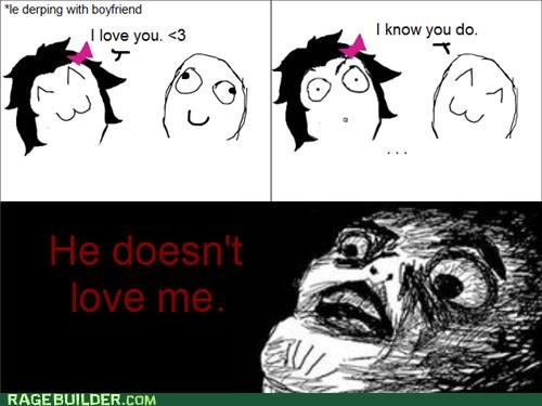 boyfriend girlfriend love Rage Comics raisin face - 5023891968